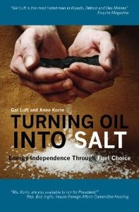 Turning oil into salt cover